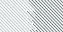 Vector Stripe Pattern. Geometric Texture Background. Abstract Lines Wallpaper. Vector Template For Your Ideas. EPS10 - Illustration