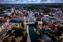 Ulica Mostowa - Bydgoszcz - Poland