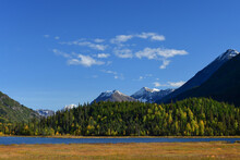 Tern Lake Is A Jewel Of Alaska's Kenai Peninsula And An Important Stop For Migrating Waterfowl.