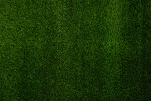 Closeup Shot Of Artificial Green Grass Area