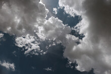 A Cloud Is An Aerosol Consisting Of A Visible Mass Of Minute Liquid Droplets