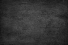 Texture Of Black Concrete Wall Background