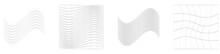 Grid, Mesh, Grating, Trellis, Wireframe With Distortion, Deformation Effect. Warp, Tweak Distort Grid