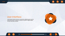 User Interface, Course Layout, Assessment, E-learning Template, UI, UX, Education, Training Module