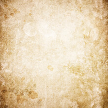 Brown Orange Background Texture Of Old Paper In Spots