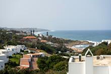 View Of The Apartments In Santorini, Ballito On The Durban North Coast