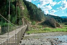 The Janovas Suspension Bridge: The Last Relic Of 19th Century Engineering Still Standing