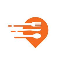 Eats Logo Design Template Vector
