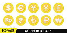 Currency Is A System Of Money (monetary Units) In Common Use, Especially For People In A Nation.