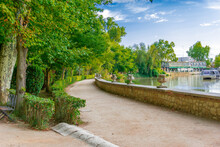 Nice Walk Along The River Tajo