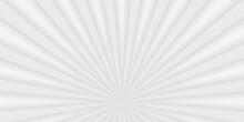 Abstract Backgrounds Sun Shine Light Ray Burst Radial Texture Grey & White Wallpaper Backdrop Pattern Modern Art  Graphic Design Vector Illustration