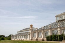The Temperate House At Kew Royal Botanic Gardens London  An Iconic Landmark