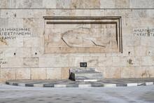 """Grab Des """"Unbekannten Soldaten"""", Parlamentsgebäude, Athen, Griechenland"""