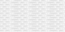 Grey Brick Wall Building Tile Abstract Backgrounds Texture Geometric Wallpaper Decoration Backdrop Pattern Seamless Vector Illustration