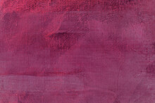 Magenta Colored Abstract Painting Background