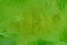 Green Canvas Grunge Backdrop
