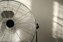 Fan In Sun Light