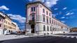 canvas print picture - Ansichten der norditalienischen Planstadt Palmanova