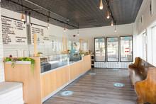 Gelato Shop Open For Business