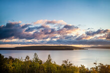 Grand Island Just Off The Lake Superior Coast Near Mumising In Michigan's Upper Peninsula