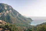Fototapeta Fototapety z morzem do Twojej sypialni - góry i morze