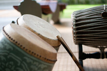 Lao Traditional Musical Instruments Originating From Antiquity