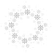 Ramka śnieg
