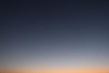 SDGs自然の光!グラデーションの空の色
