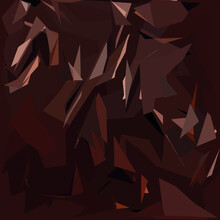 Abstract Diagonal Pattern From A Modified Image Of A Mixed Autumn Forest. Diagonal Ornament In Natural Colors Of Autumn Forest Camouflage Leopard Pattern.