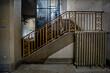 Treppenhäuser im alten Polizeipräsidium Frankfurt
