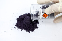 Chromium Nitrate, An Oxidizing Agent