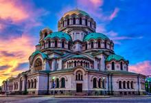 Cathedral St Alexander Nevsky, Sofia