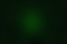 Green Abstract Dark Background, Shimmering Effect, Illustration