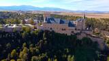 Fototapeta Miasto - Segovia budynek architektura zabytek miasto