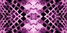 Skin Seamless Pattern. Purple Wild Nature