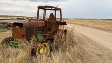 Rural Maquinarias Abandonadas