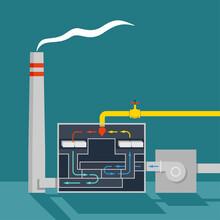 Thermal Recuperative Oxidizer Destroys HAP And VOC