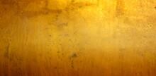 Dirty Old Brass Sheet Metal
