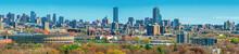 Panoramic View Of Boston, Massachusetts, USA