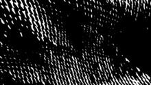 Aged Damaged Grunge Vintage Trendy Scuffed Wrap. Blotched Retro Messy Surface Relief Burlap Closeup. Torn Bumpy Dirt Blemished Flecked Sprayed Denim Carpet. Splattered Particle Destroyed Broken Rug