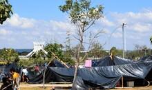 Acampamento Em Brasília