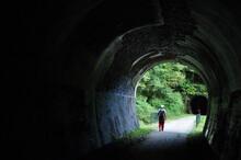 碓氷 アプトの道 トンネル(群馬県)