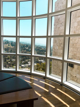 Window At Getty