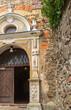 Zamek Grodno, piękny portal