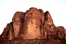 Saudi Arabian Petra Rock Views