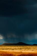 A Storm Dumps Rain At Malheur National Wildlife Refuge In Eastern Oregon