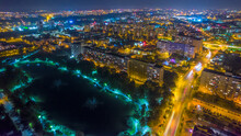City At Night - Bydgoszcz,Bartodzieje