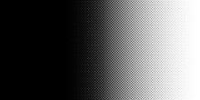 Black And White Halftone, Dotted, Circles Pattern, Background, Backdrop. Dots, Polka Dots Pattern