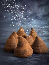 Christmas Cookies On The Snow
