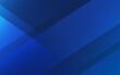 シンプルなブルーの抽象、斜めのグラデーションライン、背景素材、ベクター素材